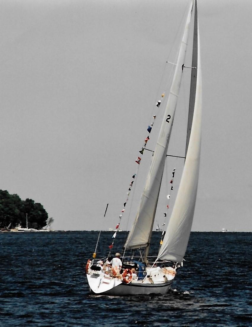 Canadian Sailcraft CS 36 Traditional