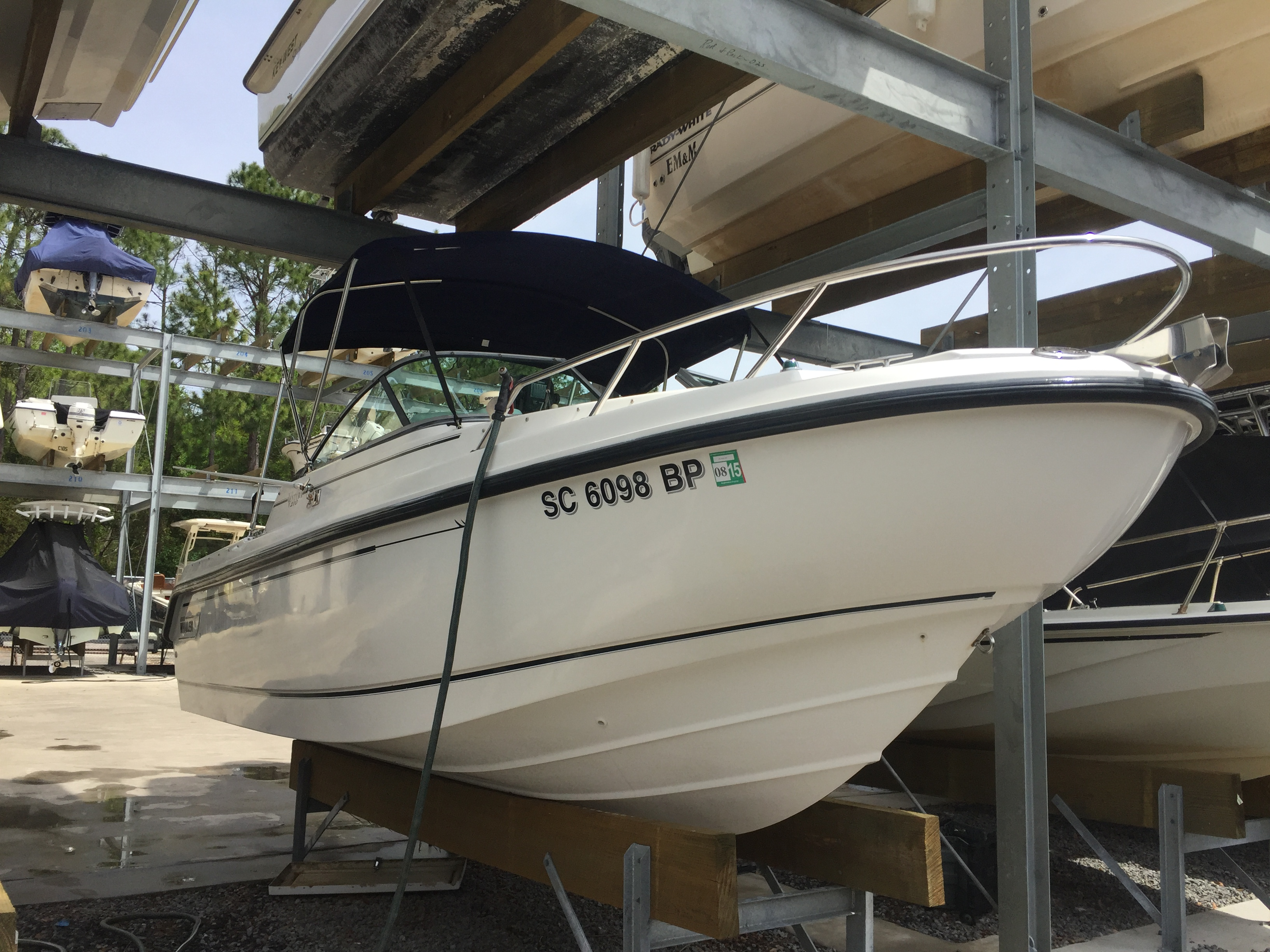 Boston Whaler Ventura 20 Cc