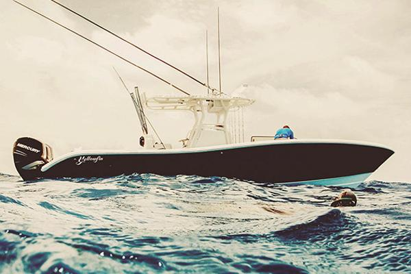 Yellowfin 34 Offshore Manufacturer Provided Image