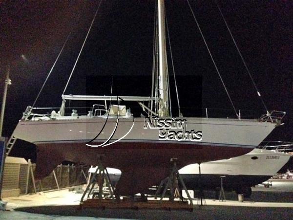 Nautor Swan 44 S&S Swan 44 S&S ashore