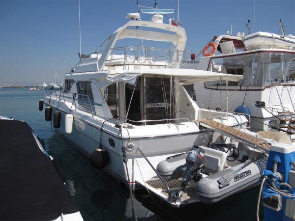 Princess 55 Princess 55 - Flybridge Motor Yacht