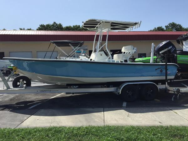 Action Craft Coastal Bay 2110 TE