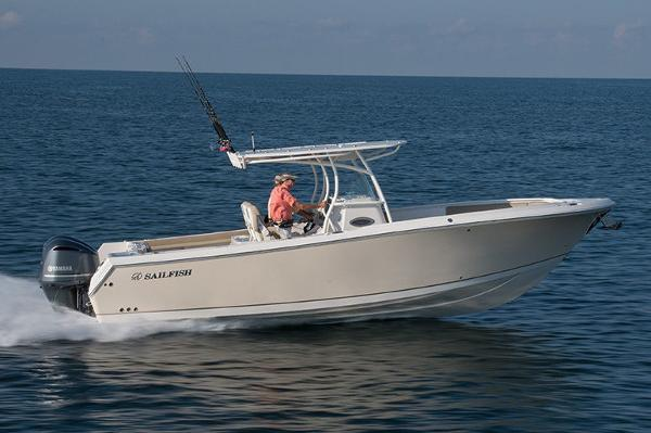 Sailfish 290 CC Manufacturer Provided Image