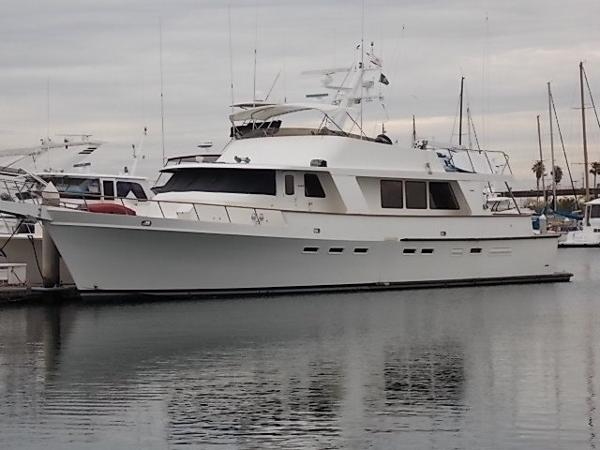 Christensen Yacht fisher