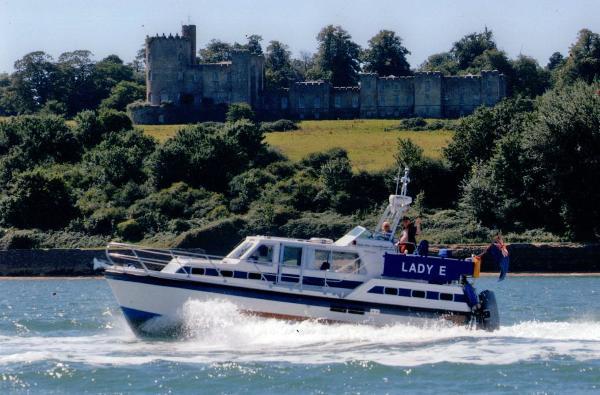 Aquastar Ocean Ranger 33 Aft Cabin Aquastar Ocean Ranger 33 Aft Cabin