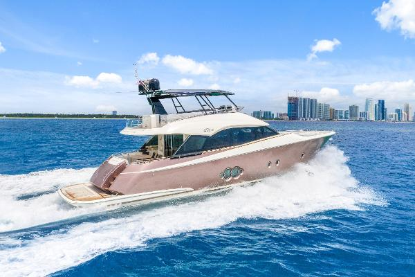 Monte Carlo Yachts MCY 65 65' Monte Carlo Yachts - Profile