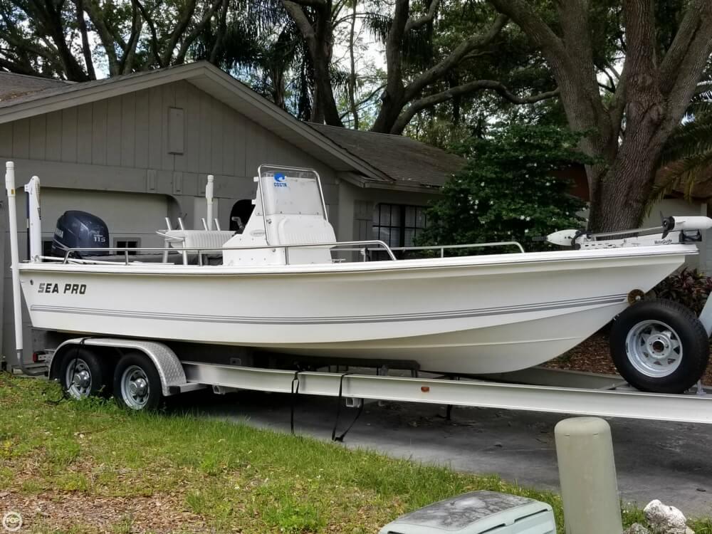 Sea Pro Sv2100 Cc 2003 Sea Pro SV2100 CC for sale in Palm Harbor, FL