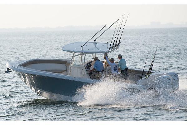 Sailfish 320 CC Manufacturer Provided Image