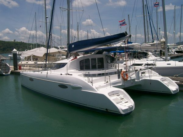 Fountaine Pajot LAVEZZI 40 Photo 1