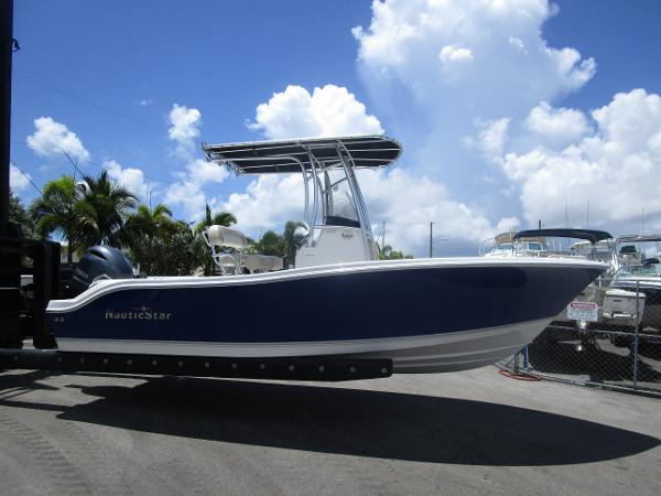 Nautic Star 20 XS