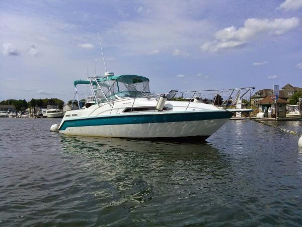 Thompson Daytona 270 Cruiser