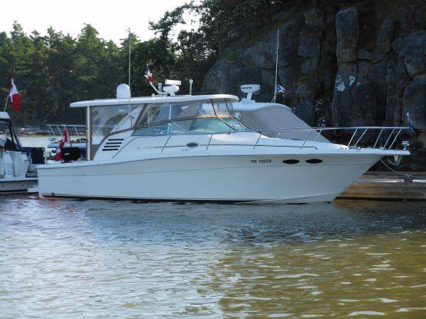 "Sea Ray 330 Amberjack Express Cruiser (13'5"" X 38')"