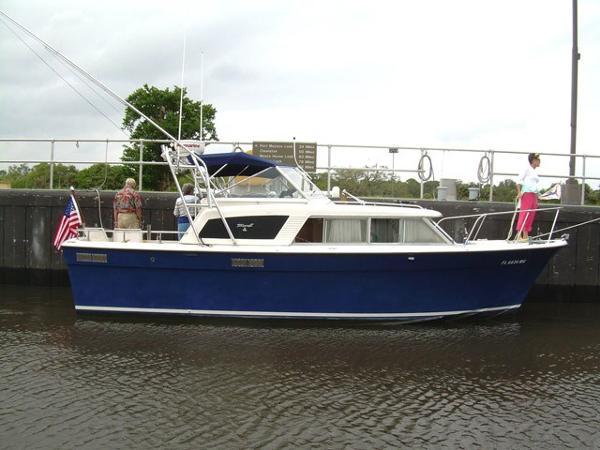 Tollycraft Cabin Cruiser Profile