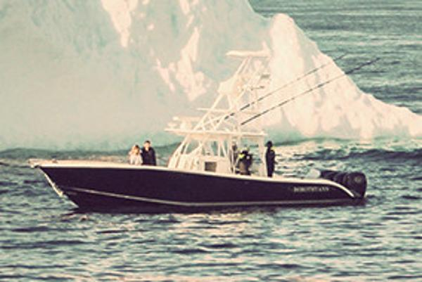 Yellowfin 39 OFFSHORE Manufacturer Provided Image