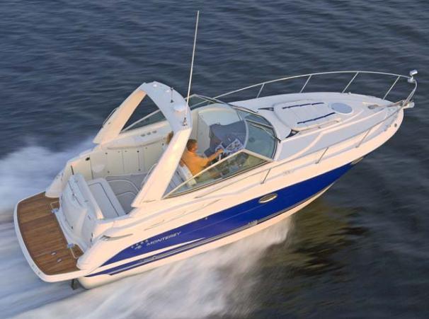 Monterey 290 Cruiser Manufacturer Provided Image