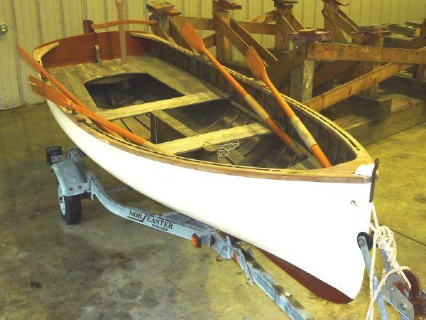 Goeller / Eric Dow Rowing / Sailing Yacht Tender
