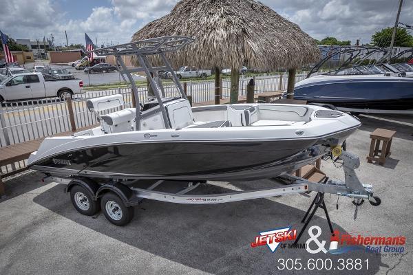 Yamaha Boats 210 FSH Sport 2019 YAMAHA 210 FISH