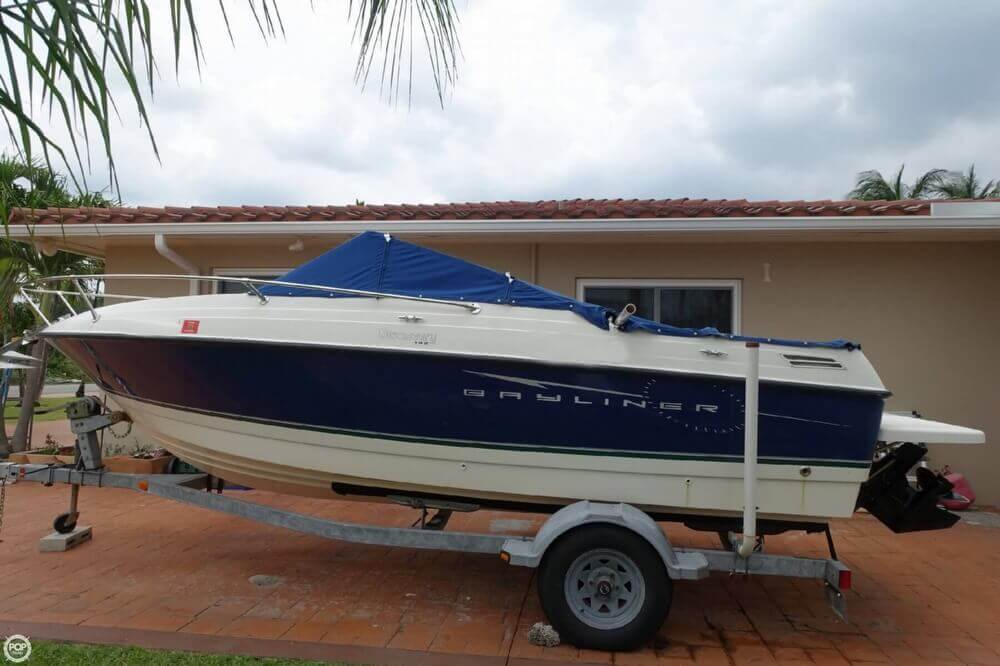Bayliner 192 Discovery Cuddy 2009 Bayliner Discovery 192 for sale in Hollywood, FL
