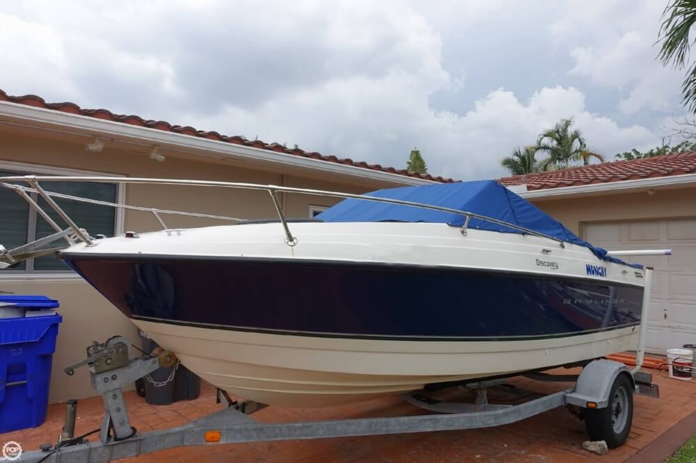 Bayliner Discovery 192 2009 Bayliner Discovery 192 for sale in Hollywood, FL