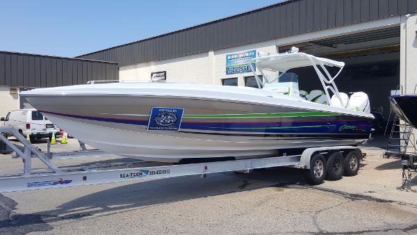 Ocean Hawk 33
