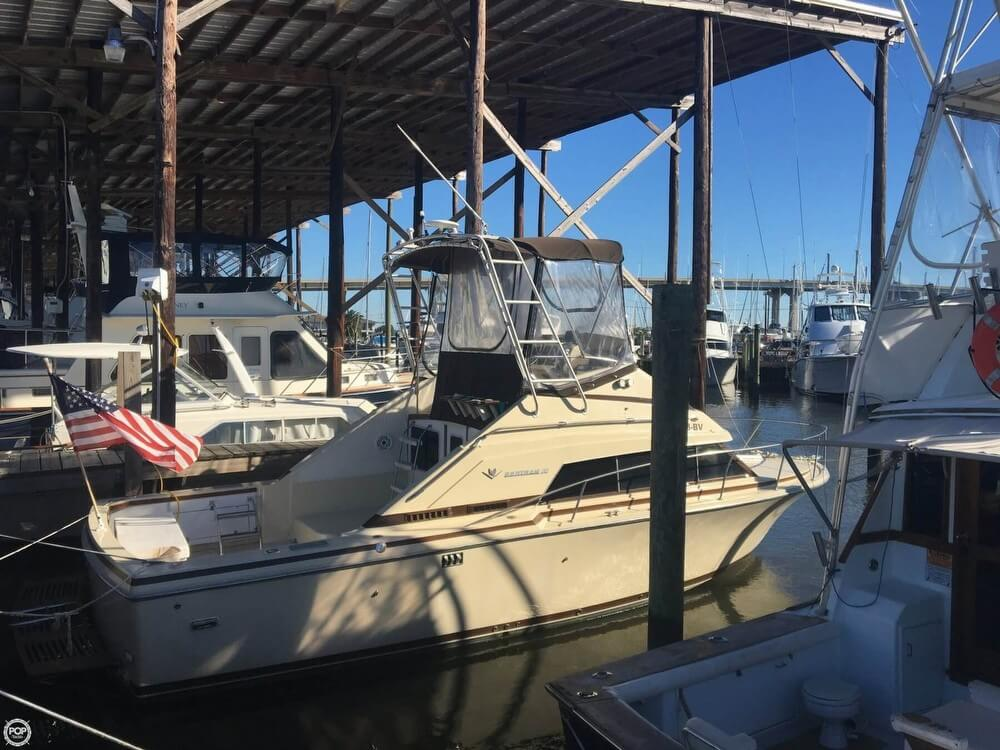 Bertram 30 Flybridge Cruiser 1984 Bertram 30 Flybridge Cruiser for sale in Mobile, AL