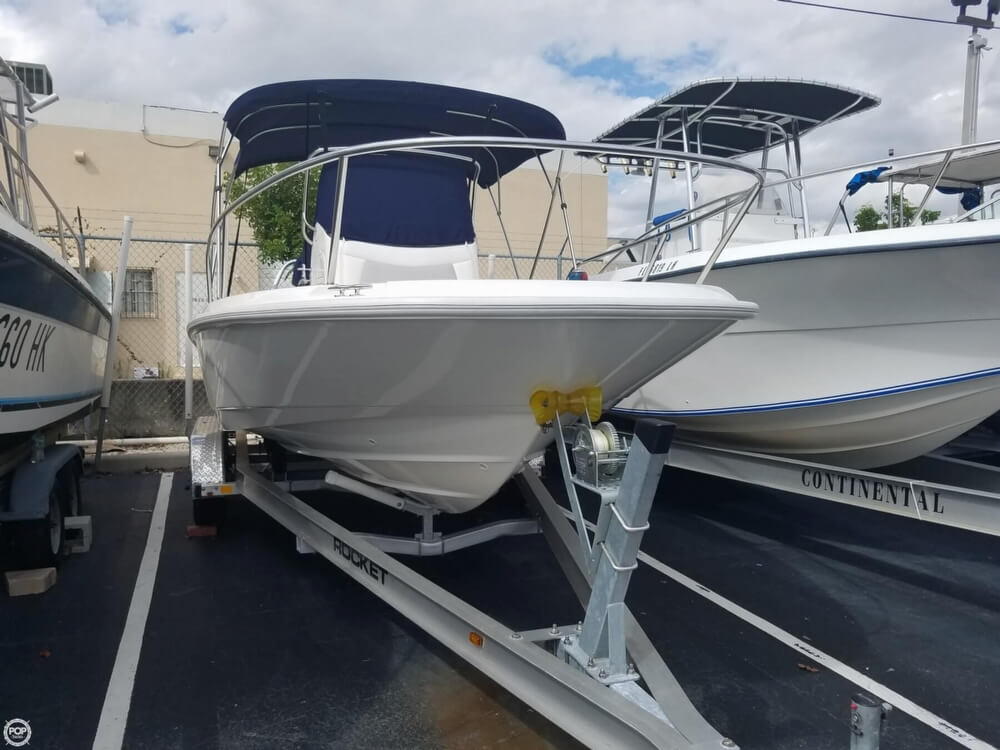 Boston Whaler 210 Dauntless 2016 Boston Whaler 210 DAUNTLESS for sale in Hialeah, FL