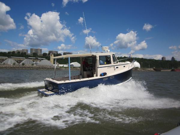 Atlas Boat Works Acadia 25