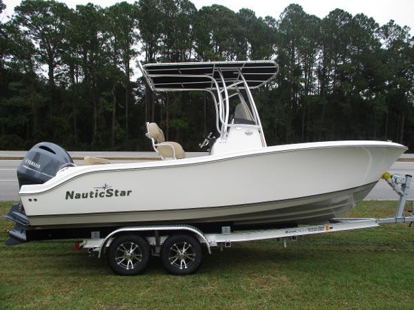 AB NauticStar 20 XS
