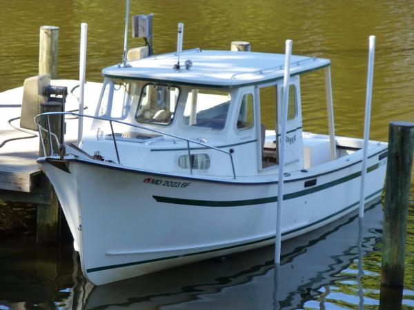 Rosborough RF-246 Custom Wheelhouse