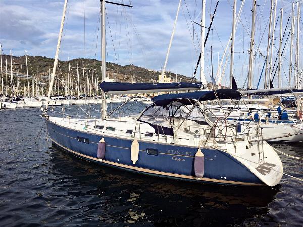 Beneteau Oceanis Clipper 423 Image 1