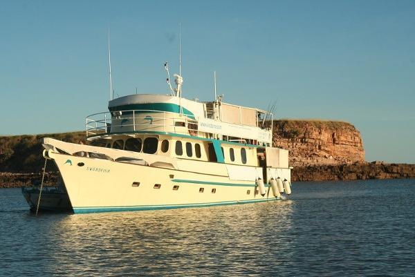 Steel Motor Cruiser / Charter Vessel