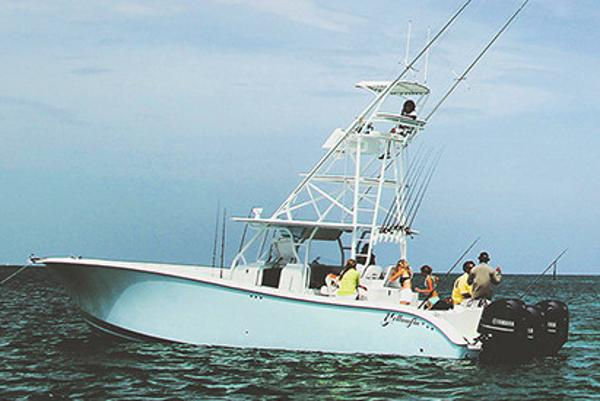 Yellowfin 42 Offshore Manufacturer Provided Image