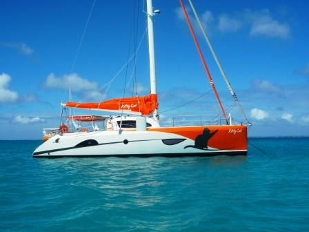 Outremer 49 extended