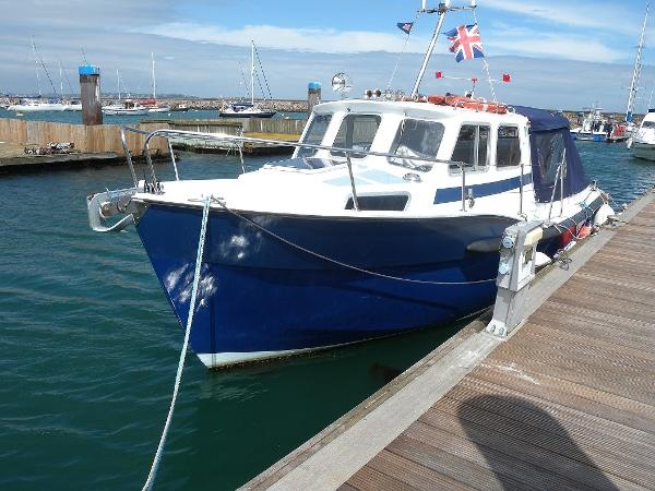 Newhaven Sea Warrior 28