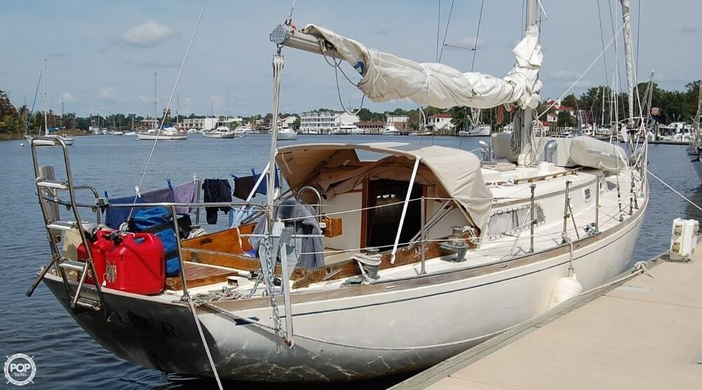 1969 Cheoy Lee 36 Luders, Deltaville Virginia - boats.com
