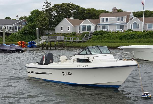 Sea Ox 200 Walkaround