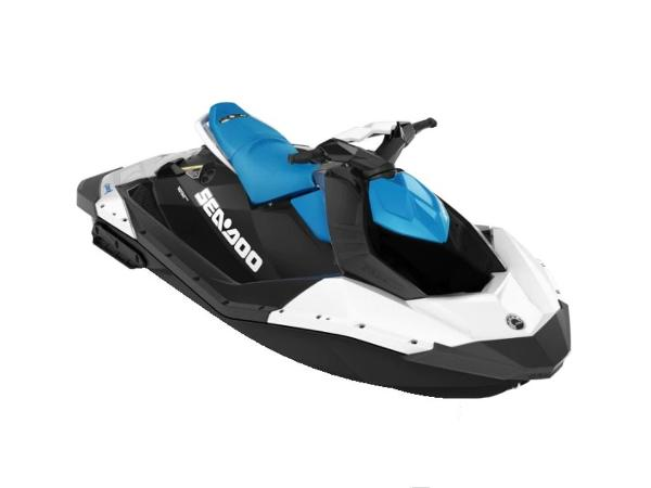 Sea-Doo Spark® 3-up Rotax® 900 ACE™ IBR & Sound System