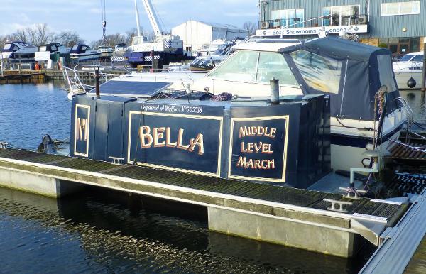 Traditional 23 Narrow Boat