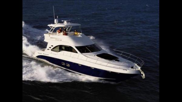 Searay Sedan Bridge 55
