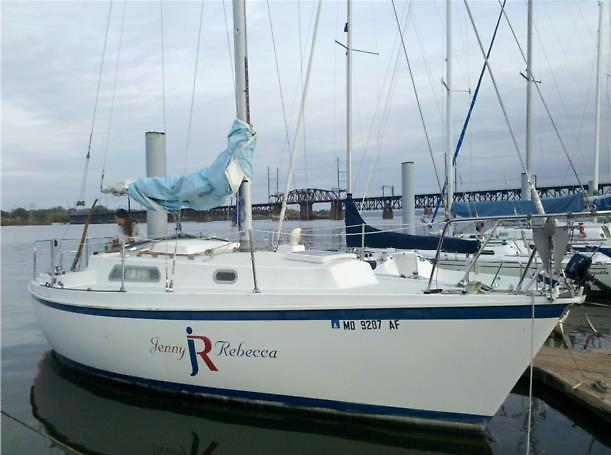 Pearson Sailboat