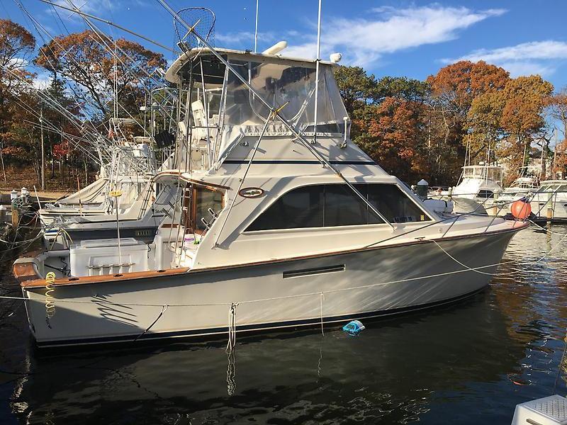 Ocean Yachts 38 Super Sport Profile