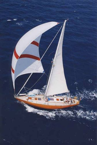 Carlini Sciarrelli sailing