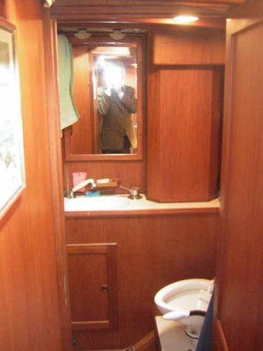 Carlini Sciarrelli fwd head compartment