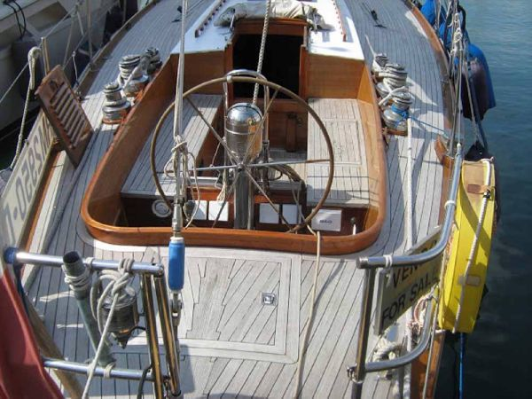 Carlini Sciarrelli aft decka and platform
