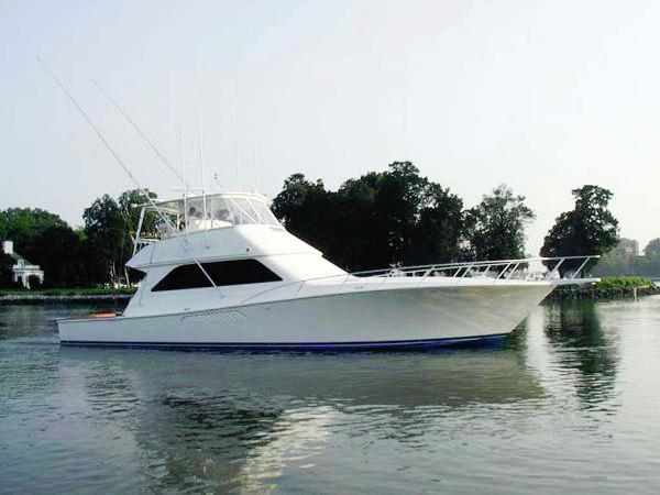Viking 55 Convertible Main Profile