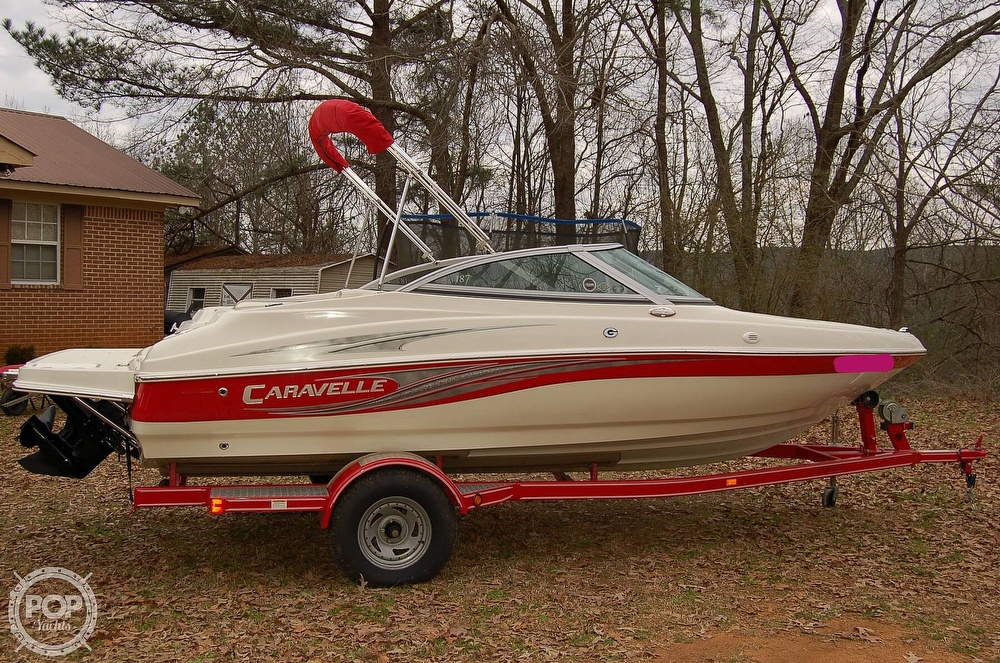 Caravelle Boats 187 ls 2007 Caravelle 187 LS for sale in Empire, AL