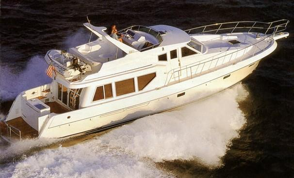 McKinna 57 Pilothouse Manufacturer Provided Image: 57 Pilothouse