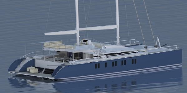 Windward Islands Custom Sailing Catamaran 82 Custom Sailing Catamaran 82