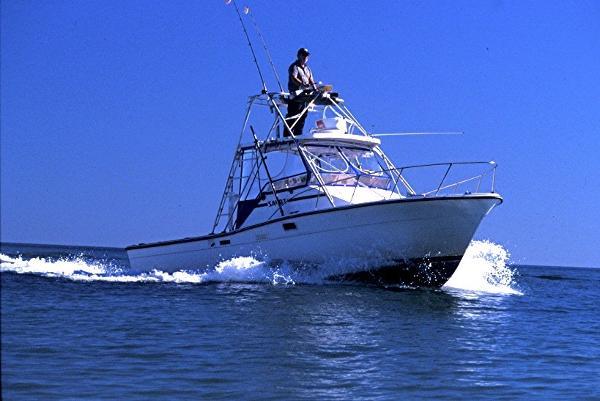 Topaz 28 Sportfish (Repower)