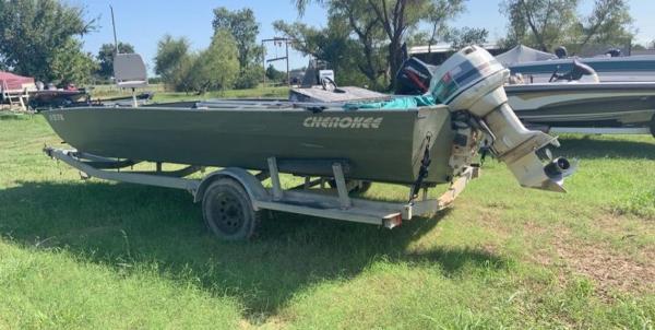 Ranger Cherokee